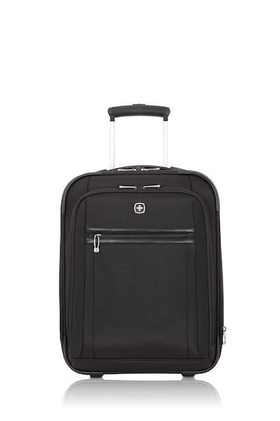 "Swissgear 6590 18"" Geneva Wheeled Carry On Luggage - Black"