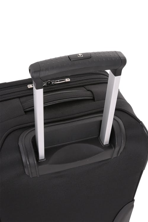 "Swissgear 6590 Geneva 18"" Wheeled Carry On Luggage Pull up the deluxe telescoping handle"