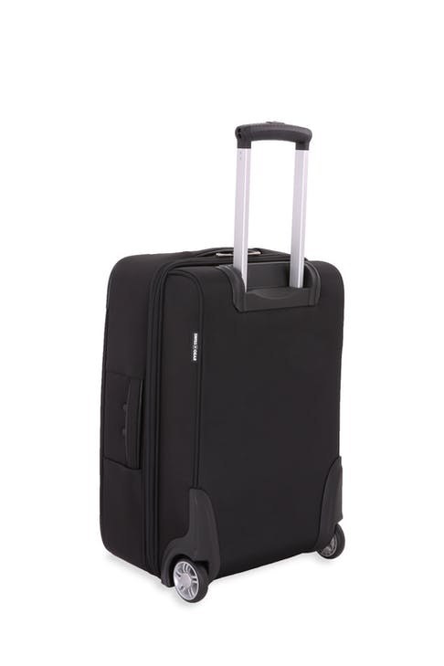 "SwissGear 6590 Geneva 20"" Carry On Luggage Retractable ID tag"