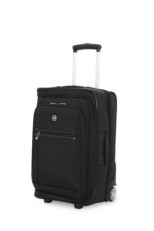 SwissGear 6590 Geneva 22 Carry On Luggage w/ Garment Front-zippered pockets