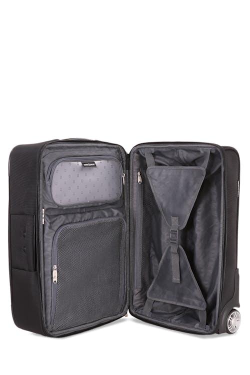 "SWISSGEAR 6590 Geneva 20"" Carry On Garment Upright Luggage Mini-organizer pouches"