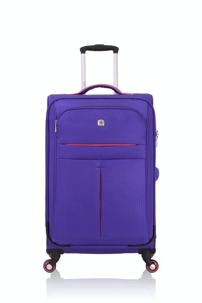 """SWISSGEAR 6593 23"""" Expandable Liteweight Spinner Luggage Collection"""
