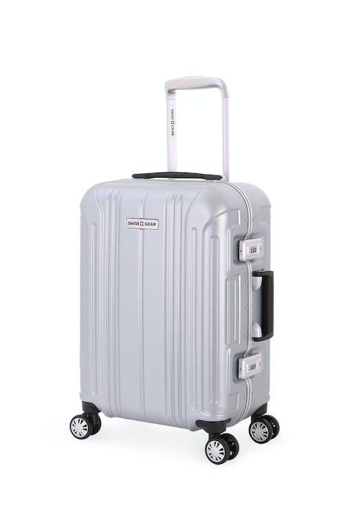 "Swissgear 6595 18"" Aluminum Frame Hardside Spinner Luggage"