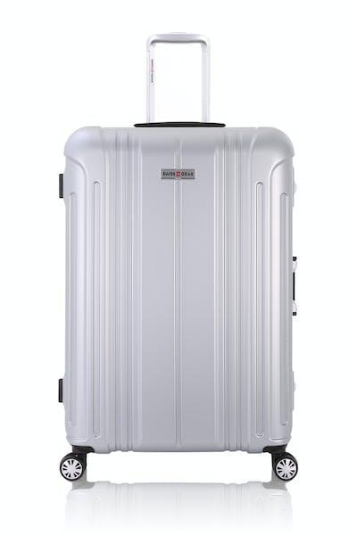 "Swissgear 6595 27"" Aluminum Frame Hardside Spinner Luggage"