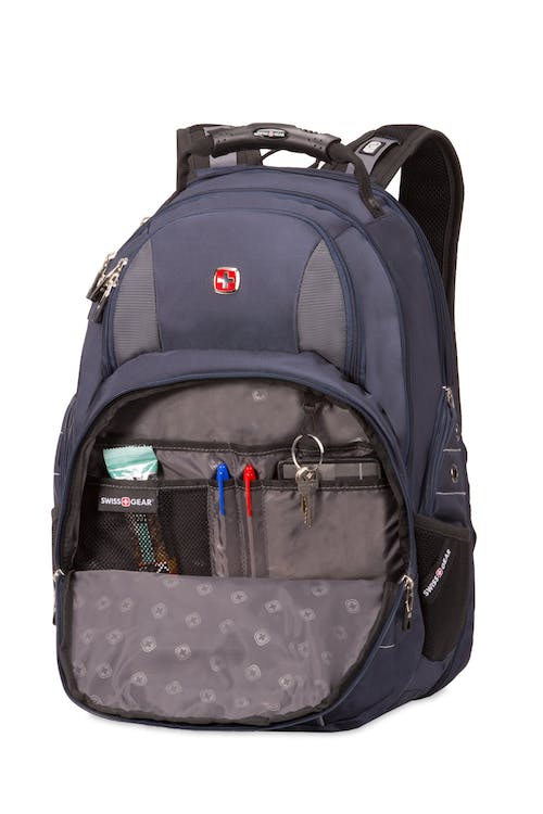 Swissgear 6939 ScanSmart Laptop Backpack - Front organizer pocket