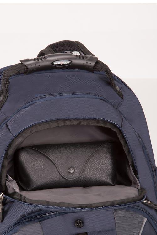 SWISSGEAR 6939 ScanSmart Backpack - Top pocket for sunglasses