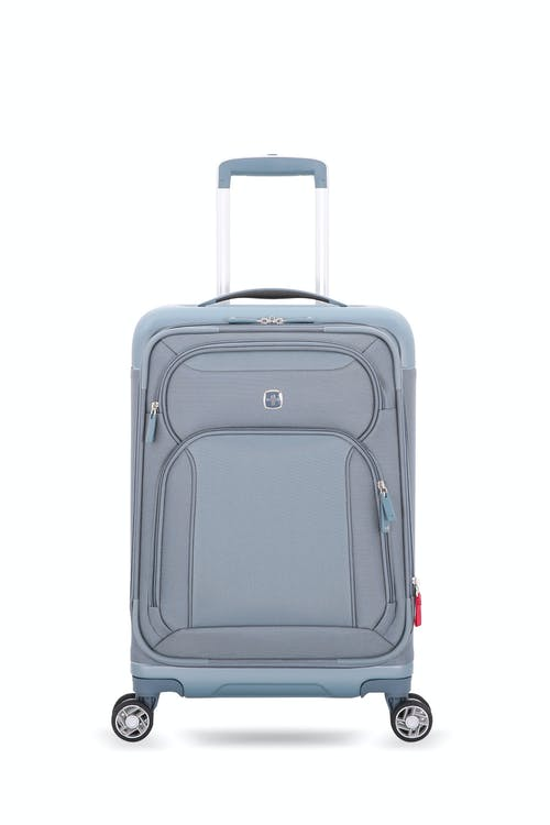 """Swissgear 7207 New Tensilite 19"""" Expandable Luggage Expands for additional packing space"""