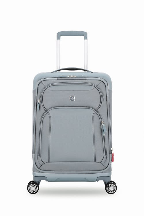 "Swissgear 7207 New Tensilite 19"" Expandable Luggage Expands for additional packing space"
