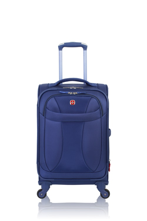 "SWISSGEAR 7208 20"" LITEWEIGHT CARRY-ON SPINNER LUGGAGE"