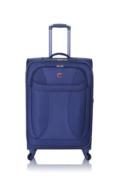 "SWISSGEAR 7208 24"" EXPANDABLE LITEWEIGHT SPINNER LUGGAGE"