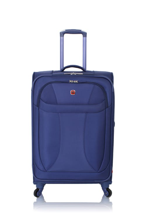 "Swissgear 7208 24.5"" Expandable Liteweight Spinner Luggage"