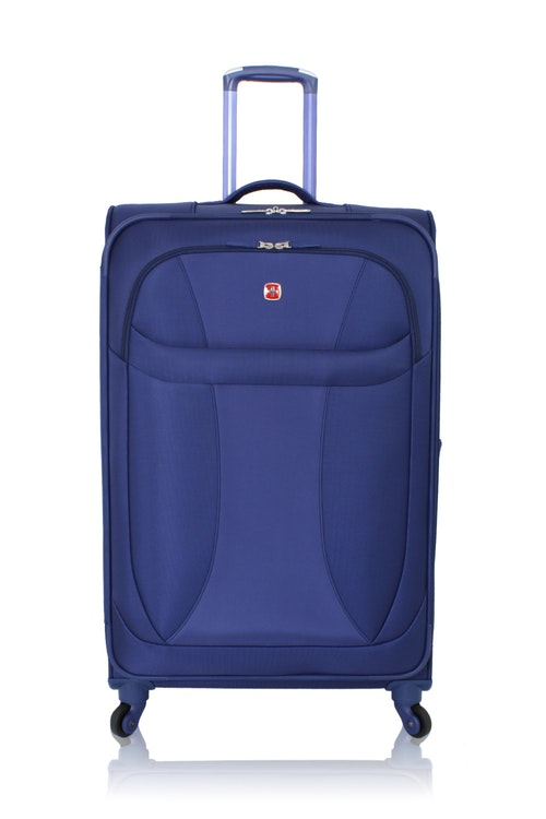 "SWISSGEAR 29"" EXPANDABLE LITEWEIGHT SPINNER LUGGAGE"