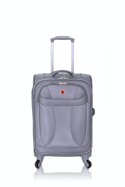 "Swissgear 7208 20"" Expandable Liteweight Carry-On Spinner Luggage"
