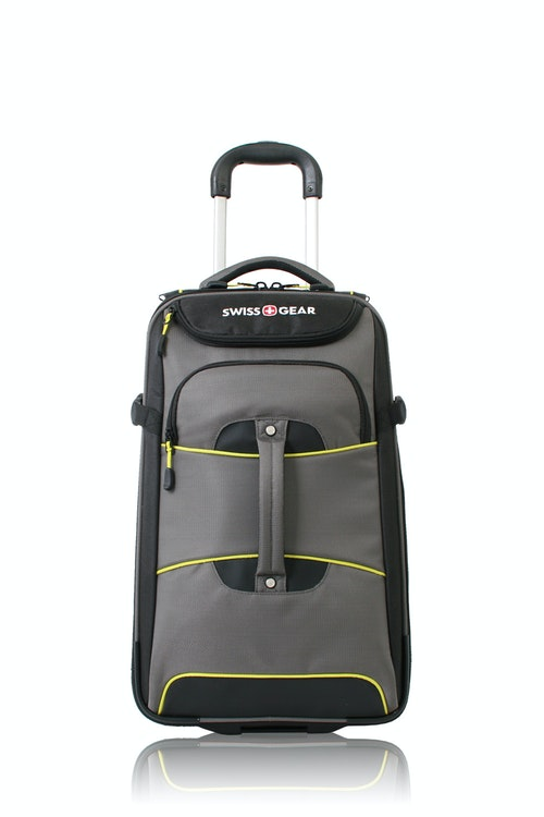 "SWISSGEAR 21"" Rolling Convertible Backpack"