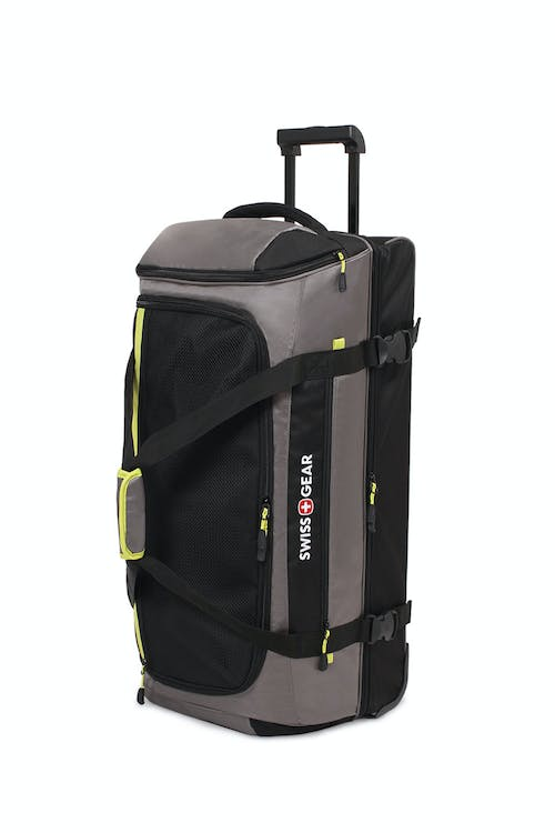 "Swissgear 7261 30"" Rolling Drop Bottom Duffel Bag"