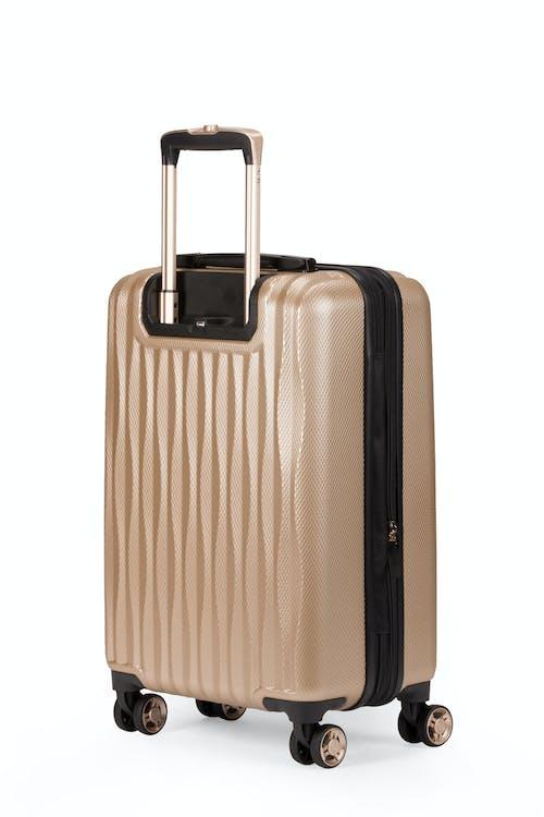 "Swissgear 7272 19"" Energie Hardside Luggage w/USB rugged ABS hardshell case"