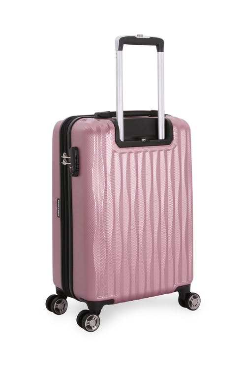 """Swissgear 7272 19"""" USB Energie Expandable Hardside Carry On Spinner Luggage rugged ABS hardshell case"""