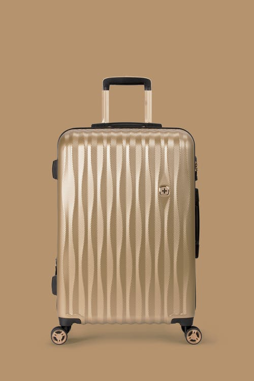 "Swissgear 7272 24"" Energie Expandable Hardside Spinner Luggage"