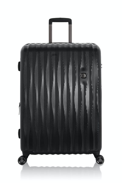"Swissgear 7272 28"" Energie Hardside Luggage - Black"