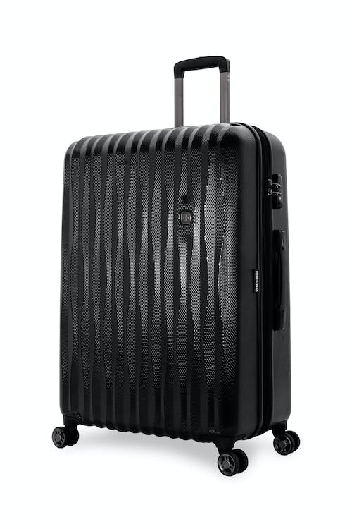 swissgear 7272 28 energie hardside luggage black