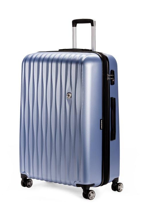 "Swissgear 7272 27"" Energie Hardside Luggage - Periwinkle"