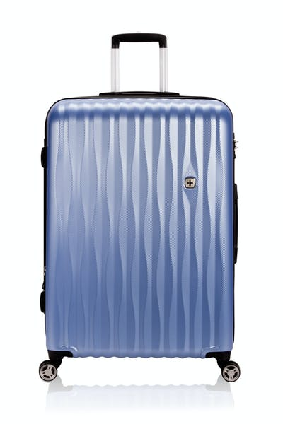 "Swissgear 7272 28"" Energie Hardside Luggage - Periwinkle"