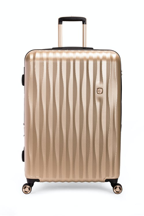 "Swissgear 7272 27"" Energie Hardside Luggage Top molded grab handle"