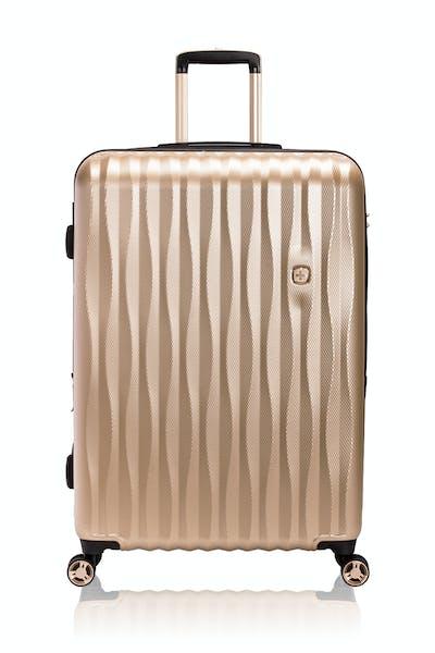"Swissgear 7272 28"" Energie Hardside Luggage - Gold"