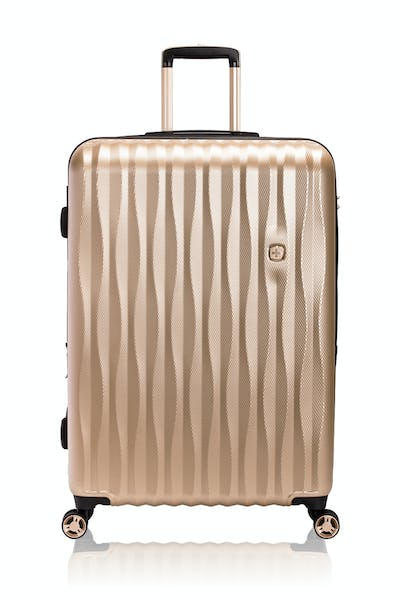 "Swissgear 7272 27"" Energie Expandable Hardside Spinner Luggage"