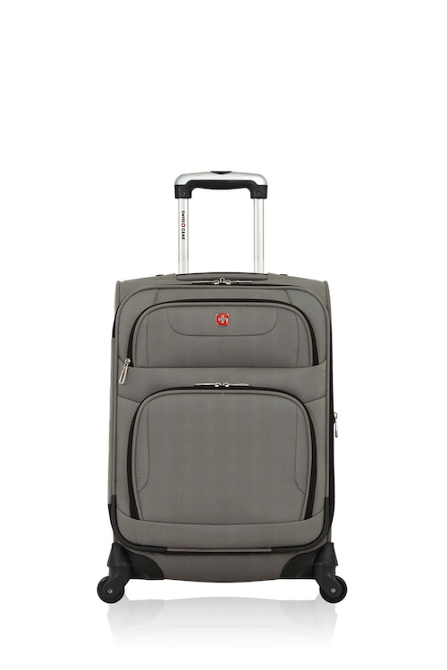 "SWISSGEAR 20"" EXPANDABLE SPINNER LUGGAGE"