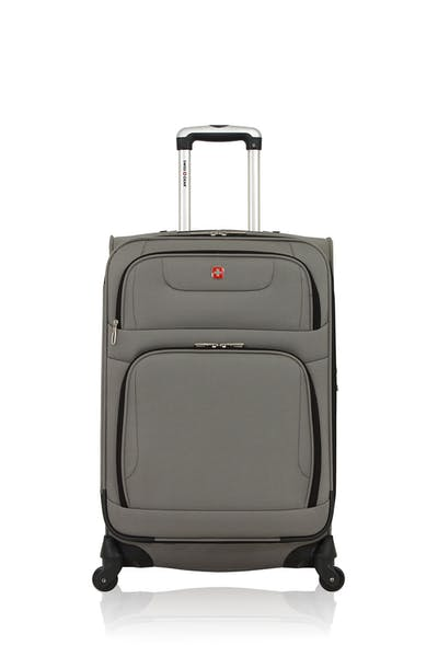 """SWISSGEAR 7297 24"""" EXPANDABLE SPINNER LUGGAGE"""