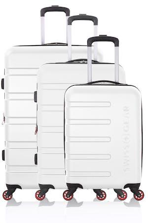 Swissgear 7366 Expandable Hardside 3pc Luggage Set