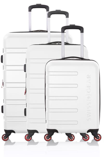 Swissgear 7366 Expandable Hardside Luggage 3pc Set