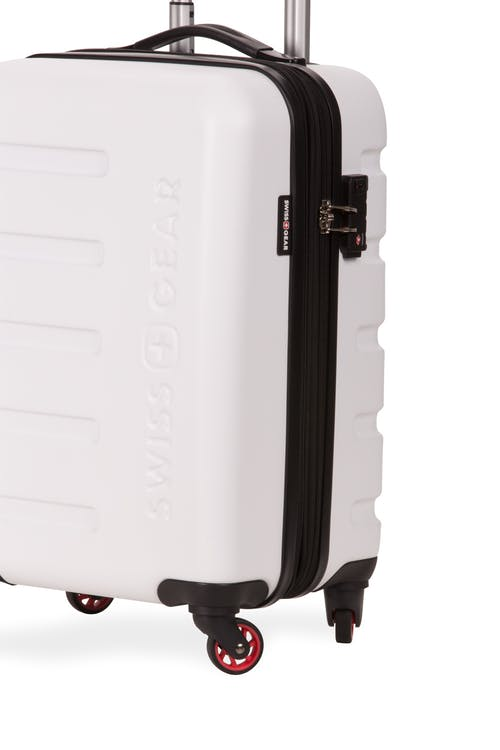"SWISSGEAR 7366 18"" Expandable Hardside Luggage - Expands for additional space"