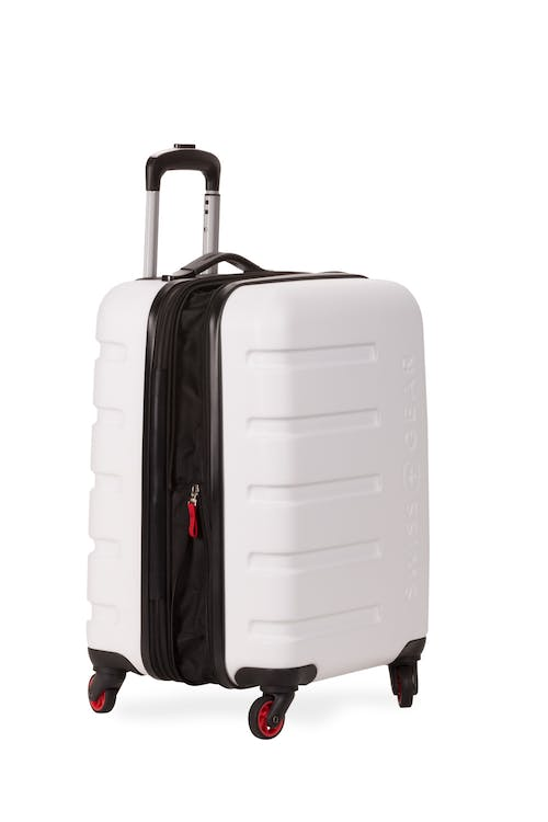 "Swissgear 7366 18"" Expandable Hardside Luggage - TSA-accepted lock"