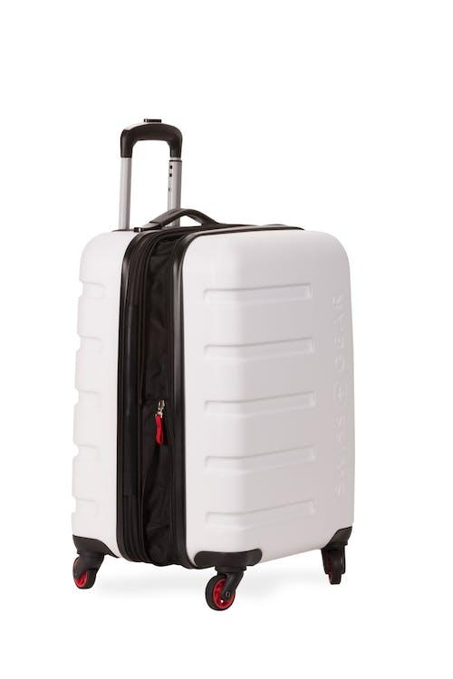 "SWISSGEAR 7366 18"" Expandable Hardside Luggage - TSA-approved lock"