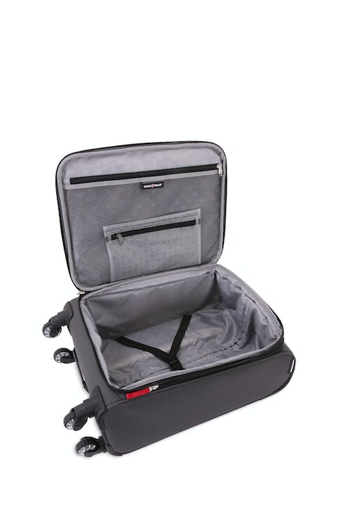 "SWISSGEAR 7621 19"" Expandable Spinner Luggage"