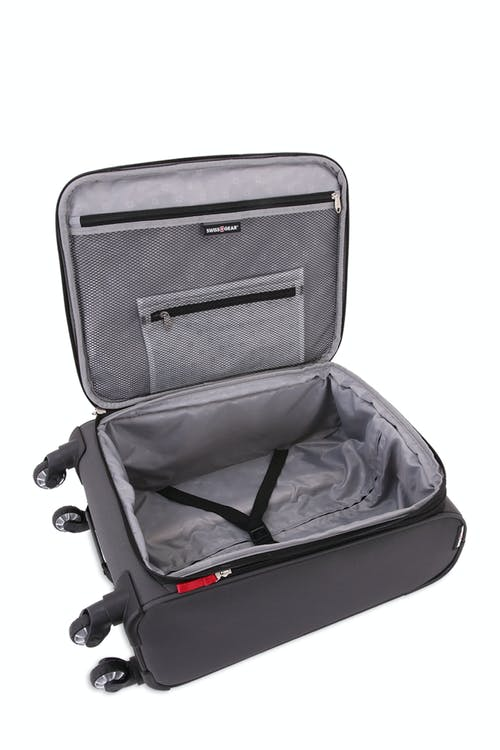 "SWISSGEAR 7621 25"" Expandable Spinner Luggage"