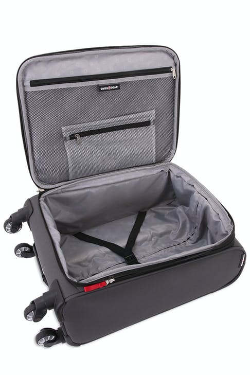 "SWISSGEAR 7621 27"" Expandable Spinner Luggage"