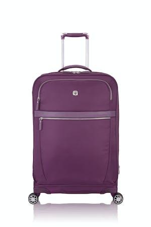 "Swissgear 7636 Geneva 24"" Expandable Liteweight Luggage"