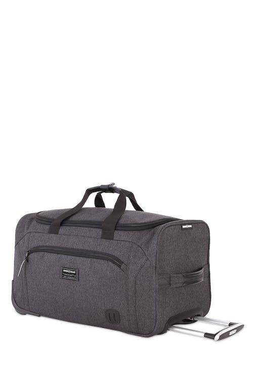 Swissgear 7638 19 Getaway Rolling Duffel Bag - Dark Gray 238b5e2027796