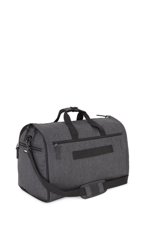 swissgear 7638 getaway 20 everything duffel bag dark gray