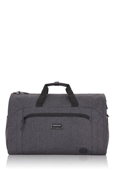 "Swissgear 7638 Getaway 20"" Everything Duffel Bag - Dark Gray"