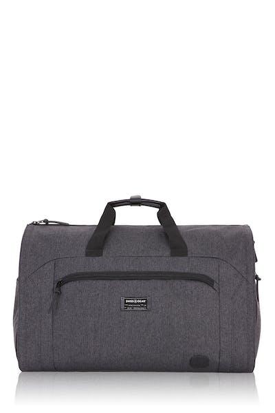 """Swissgear Getaway Luggage Collection 20"""" Everything Duffel Bag - Dark Grey"""