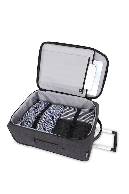 "Swissgear 7651 20"" Pilot Case Getaway Integrated padded tablet pocket"
