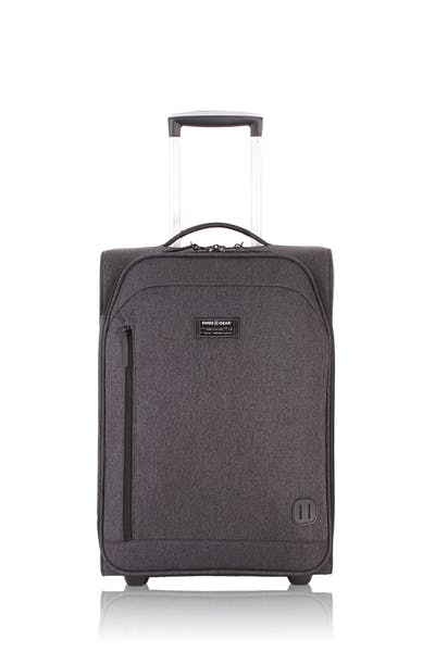 "Swissgear 7651 Getaway 20"" Pilot Case Luggage - Dark Gray"