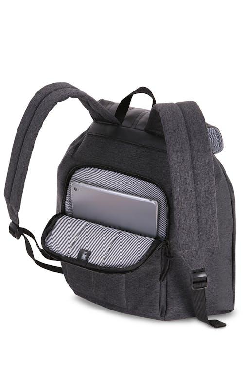 Swissgear 7658 Getaway Women's Cinch Sack - Padded tablet pocket bult into back panel