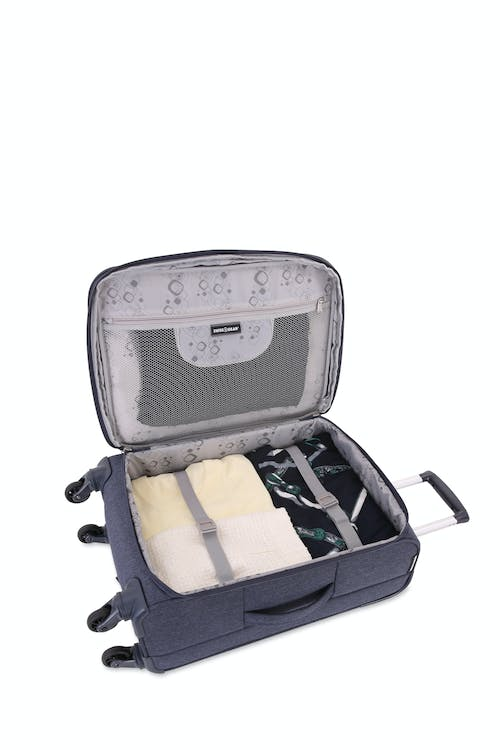 """SWISSGEAR 7660 20"""" Expandable Liteweight Spinner Luggage"""