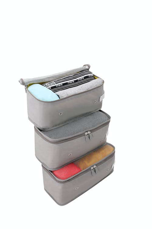 "SWISSGEAR 7669 13"" Packing Cube - Set of 3"