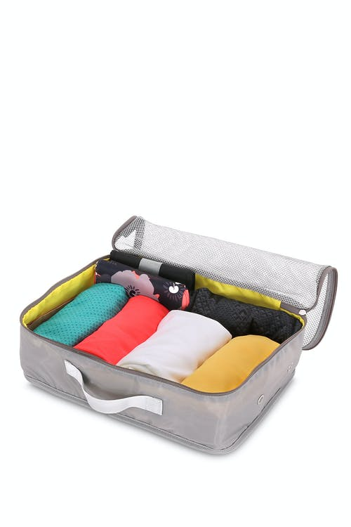 "SWISSGEAR 7669 14"" Packing Cube zip-around closure"